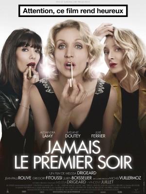 """SPIRULINE DES ILES D'OR  dans le film """"JAMAIS LE PREMIER SOIR"""""""